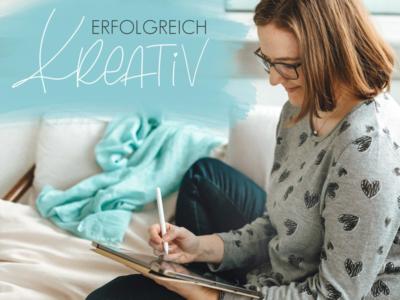 erfolgreich kreativ! der Podcast für kreative Köpfe